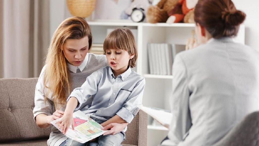Goresan Tangan Anak Autis Saat Menggambar Bisa Tunjukkan Kondisi Emosi