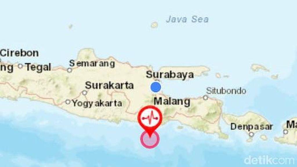 3 Warga Lumajang Tewas Akibat Gempa Malang