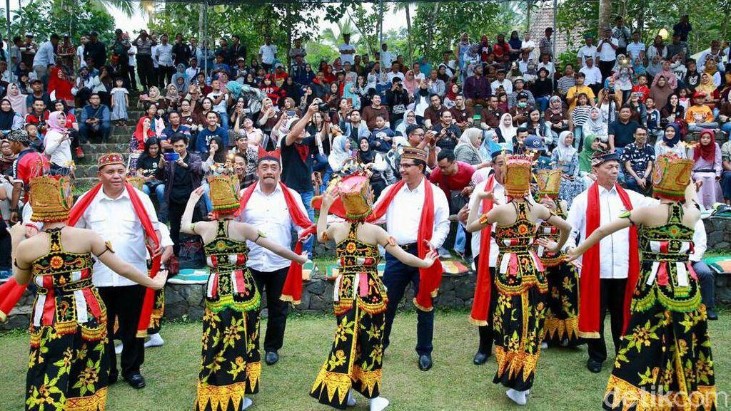 Festival Lembah Ijen, Pertunjukan Seni di Ketinggian 600 mdpl