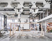 Canggih, Rumah 3 Lantai Ini Dibangun Oleh Robot