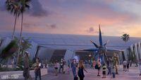 Guardians Of the Galaxy Hadir di Dunia Nyata, Lewat Roller Coaster