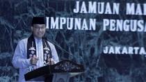 Anies soal 2 Tahun Pimpin Jakarta: Baru 40% Perjalanan Tugas