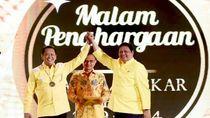 Airlangga Usulkan Bamsoet Jadi Ketua MPR