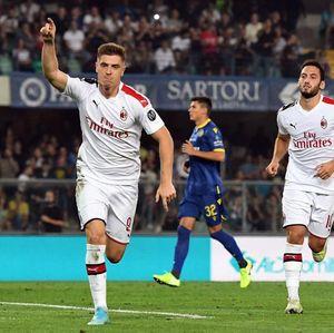 Gol Tunggal Piatek Antarkan Milan Kandaskan Verona 1-0
