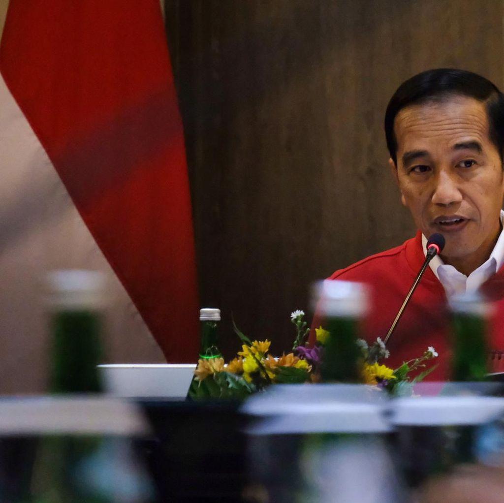 Sentilan Lengkap Jokowi ke Aparat Daerah Soal Karhutla