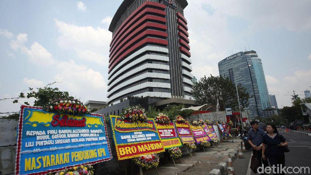 KPK Dilemahkan, Ekonom: Doomsday