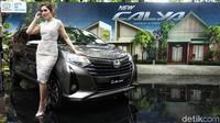 Menyusul Sigra adalah kembarannya Toyota Calya yang terjual 47.745 unit selama Januari-November 2019. Foto: Rifkianto Nugroho