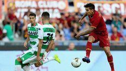 Hat-trick Assist Lorenzo Pellegrini untuk Roma