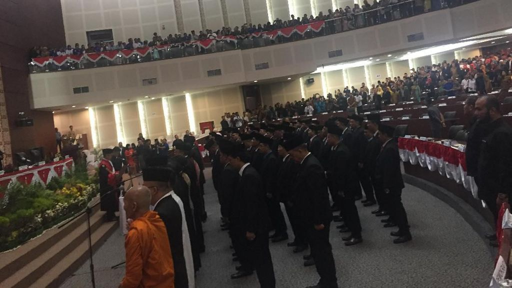 DPRD Sumut Pakai Tatib Lama