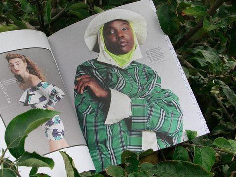 Ini Hijabers Kulit Hitam Pertama yang Masuk Top 20 Holand's Next Top Model