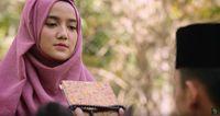 Salah satu adegan film The Santri yang disutradarai Livi Zheng