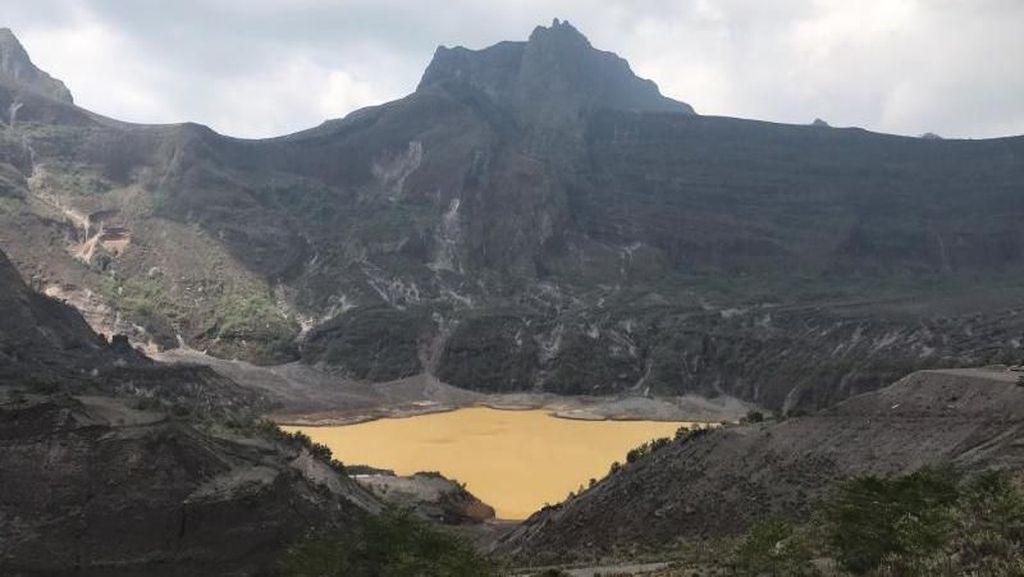 Foto: Wajah Baru Gunung Kelud