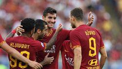 AS Roma Raih Kemenangan Pertama, Libas Sassuolo 4-2