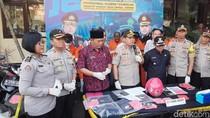 Jaringan Curanmor di Kota Malang Terungkap, 44 Kendaraan Diamankan