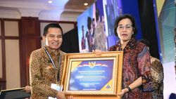 MPR Sabet 2 Penghargaan dari Kemenkeu