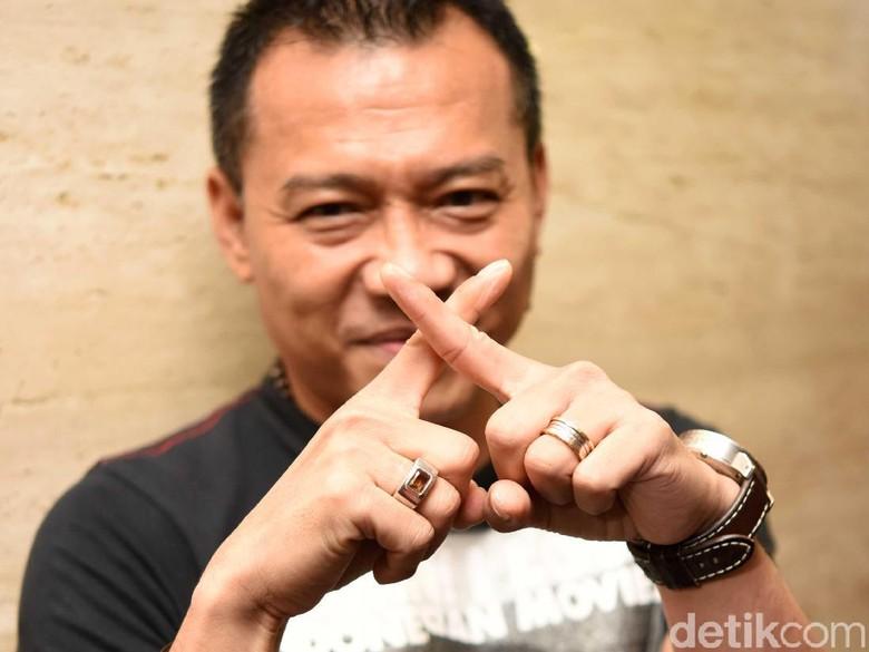 Anang Hermansyah Foto: Noel/detikFoto