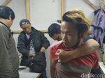 Tampang Pemuda yang Bunuh-Bakar Nenek di Garut