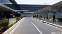 Pembangunan Bandara YIA Mencapai 80%