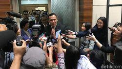 5 Komisioner Terpilih Hadiri Paripurna Pengesahan Pimpinan KPK di DPR