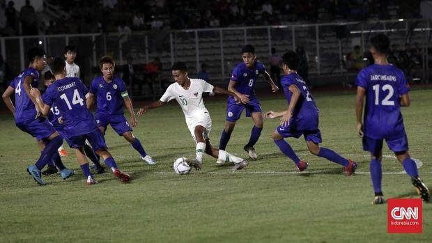 Klasemen Kualifikasi Piala Asia U-16: Indonesia Tempel Ketat