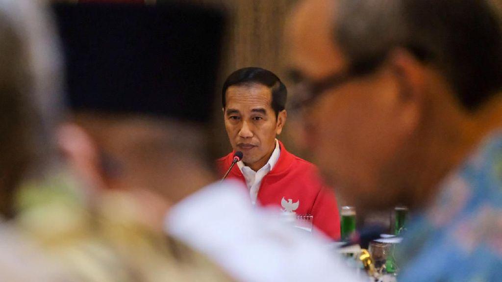 Sambutan Hangat untuk Jokowi yang Pertimbangkan Perppu KPK