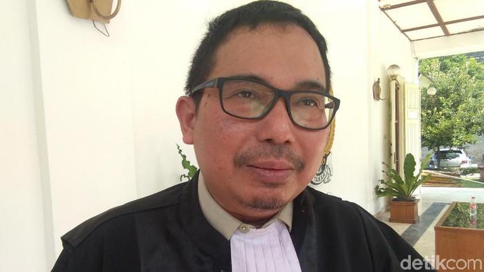 Dekan Fakultas Hukum Universitas Muhammadiyah Yogyakarta Trisno Raharjo (Usman Hadi/detikcom)