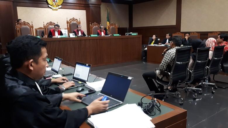 Bowo Sidik Akui Dapat Duit dari PT HTK: Rp 1 Miliar untuk Dapil