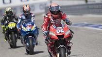 Fokus Dovi Bukan Marquez Lagi, tapi Rival-Rival di Belakangnya