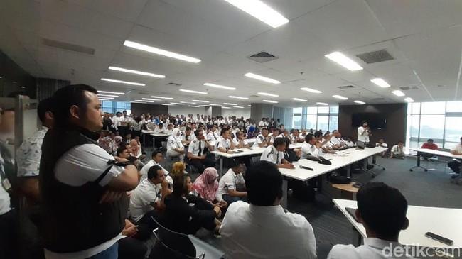 Resah Gelisah Karyawan Sriwijaya Air Gara-gara Direksi Dirombak