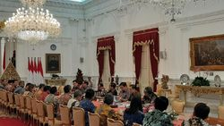 Bertemu Jokowi, Pengusaha Kompak Ngeluh soal Pajak