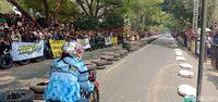 Drag Bike di Probolinggo