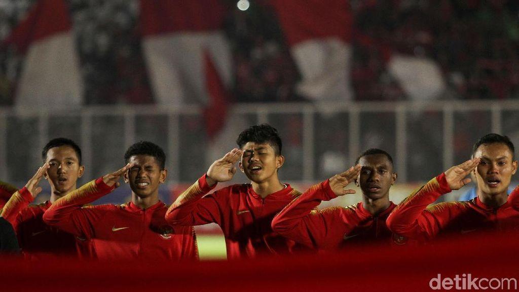 Babak I: Indonesia 6-1 Kepulauan Mariana Utara