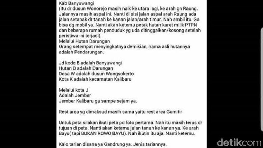 Peserta KKN Desa Penari Disebut-sebut dari Untag Surabaya