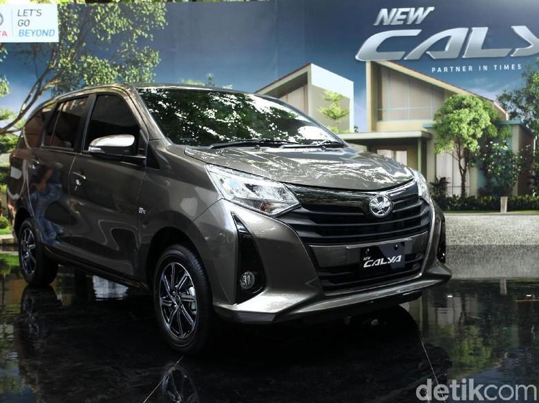 Toyota Calya Hadir dengan Wajah Baru, Ini Spek Lengkapnya Foto: Rifkianto Nugroho