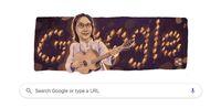 Google Doodle Peringati Hari Lahir Chrisye Hari Ini