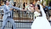 Mereka baru saja merayakan anniversary pernikahannya yang pertama.Dok. Instagram