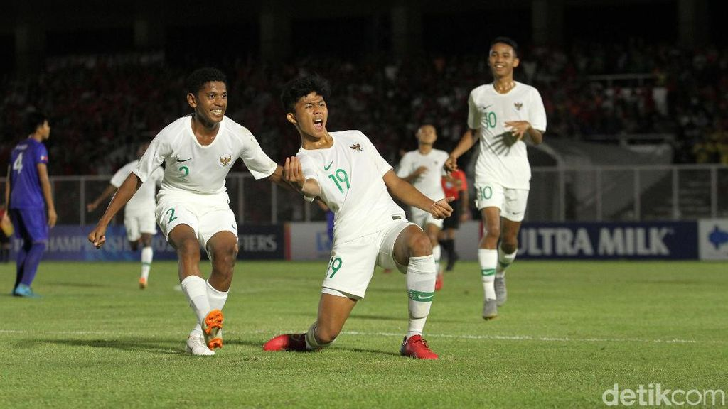 Bisa Pesta Berapa Gol ke Gawang Kepulauan Mariana Utara, Timnas U-16?
