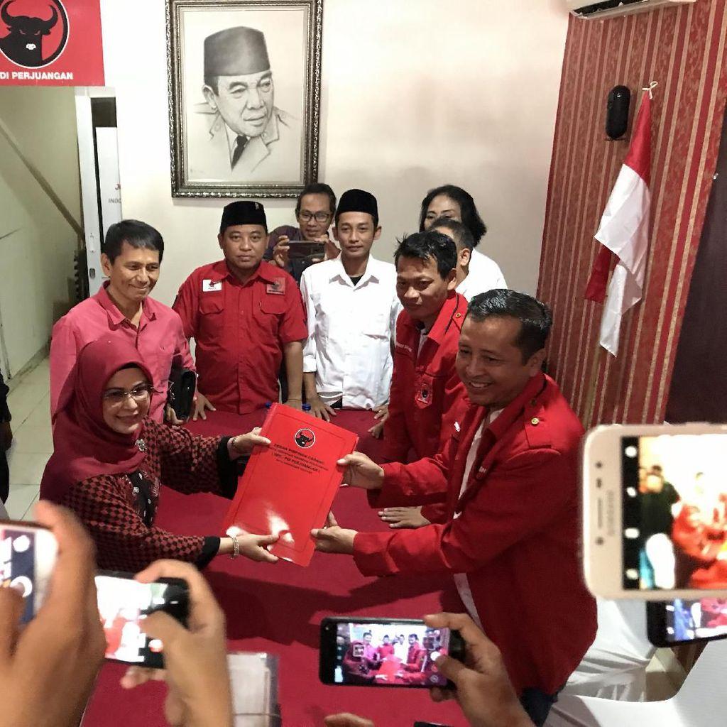 19 Orang Ikut Penjaringan dari PDIP, Putri Maruf Amin Hingga Wawalkot