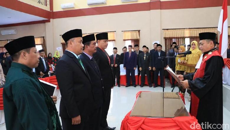 PDIP-Golkar-PKB Resmi Nakhodai DPRD Pangandaran