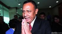 Segera Dilantik Jadi Ketua KPK, Firli Bahuri Dapat Promosi Jadi Kabaharkam
