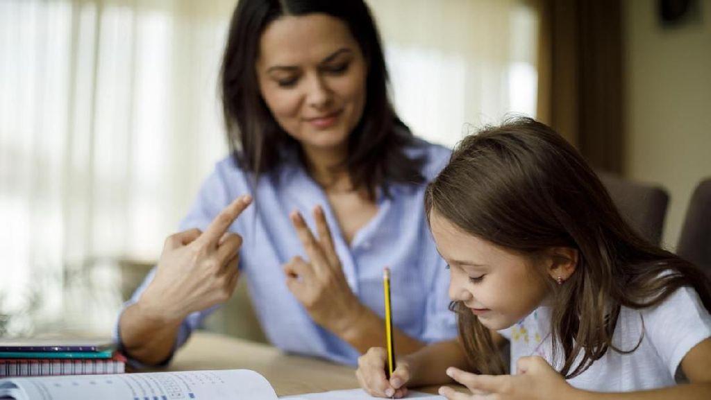 Catat 6 Tips dari Psikolog agar Anak Efektif Belajar dari Rumah