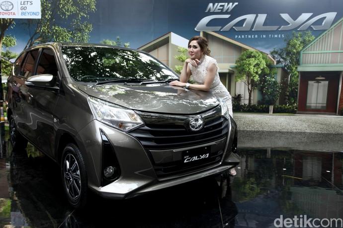 Ini Dia Wajah Baru Toyota Calya