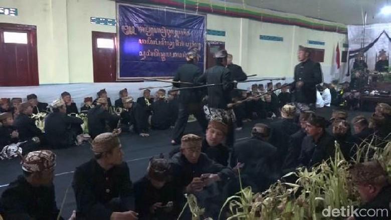 Prayaan Yadnya Karo di Probolinggo (M Rofiq/detikcom)