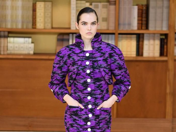 Koleksi Chanel Haute Couture Fall-Winter 2019/2020 (Foto: Pascal Le Segretain/Getty Images)