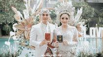 Resmi Nikah, Dafina Jamasir dan Ichal Muhammad Ngebet Punya Anak