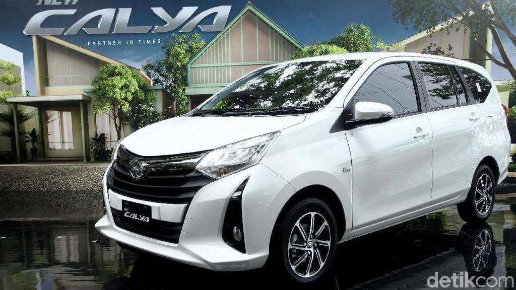 Toyota New Calya Sapa Surabaya
