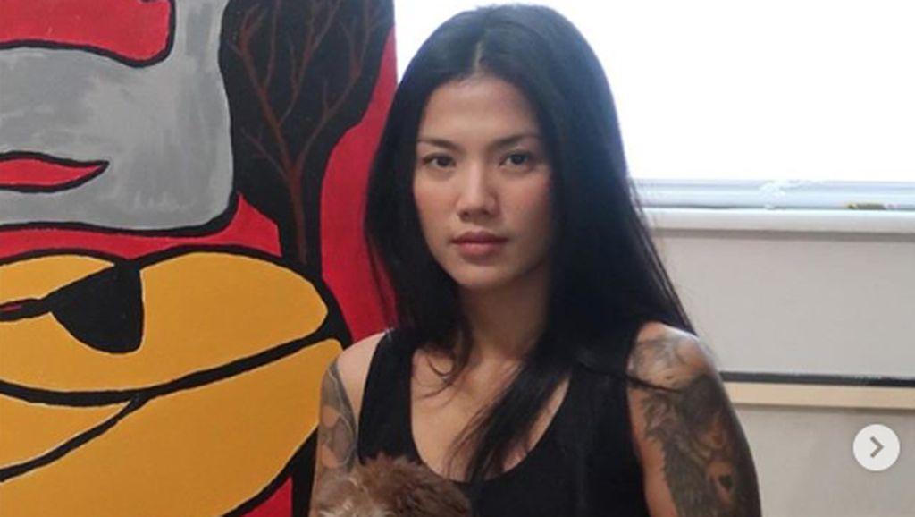 Potret Bahagia Tiga Setia Gara Sebelum Disiksa Suami di Amerika