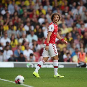 David Luiz di Arsenal: 4 Laga, 2 Kali Bikin Penalti