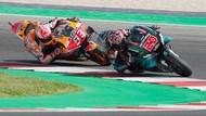 Quartararo Masih Cari Cara untuk Kalahkan Marquez