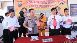 Penangkapan Komplotan Pencuri di Madiun Diwarnai Aksi Kejar-kejaran